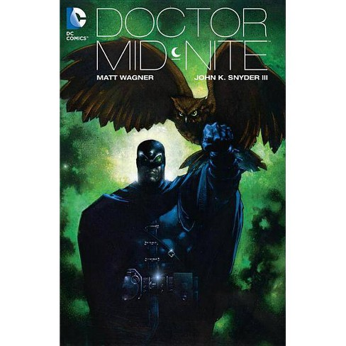 Doctor Mid-Nite - by  Matt Wagner (Paperback) - image 1 of 1