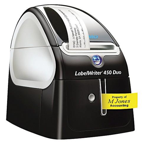 DYMO® LabelWriter DUO Printer, 2-7/16