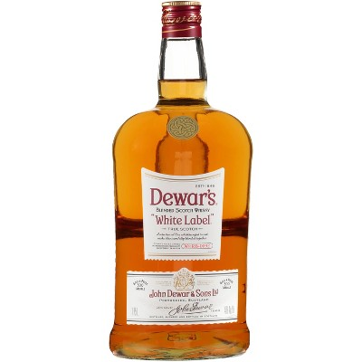 Dewar's Scotch Whisky - 1.75L Bottle