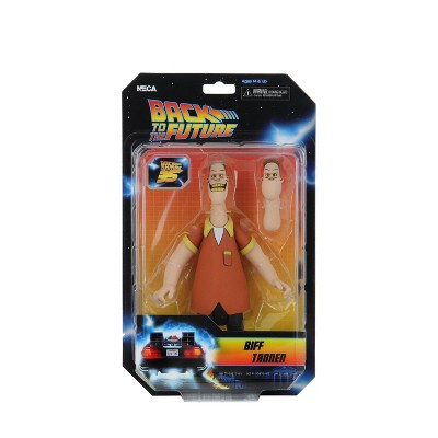 """Back to the Future - 6"""" Scale Action Figure - Toony figure """"Biff"""""""