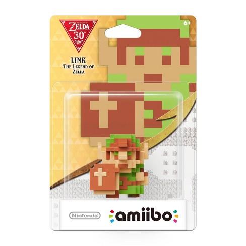 Nintendo The Legend of Zelda amiibo figure - 8-Bit Link - image 1 of 2