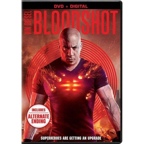 Bloodshot (DVD + Digital) - image 1 of 1