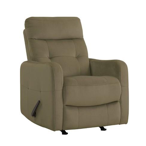 Prolounger Rocker Recliner Chair - Handy Living - image 1 of 6