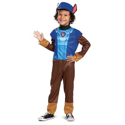 Toddler PAW Patrol Chase Halloween Costume