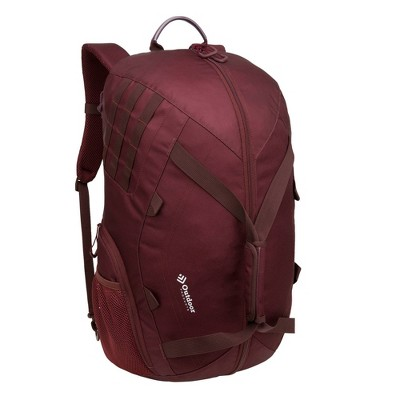 "Outdoor Products 10.8"" Silverwood Convertible Duffel Backpack - Brown"