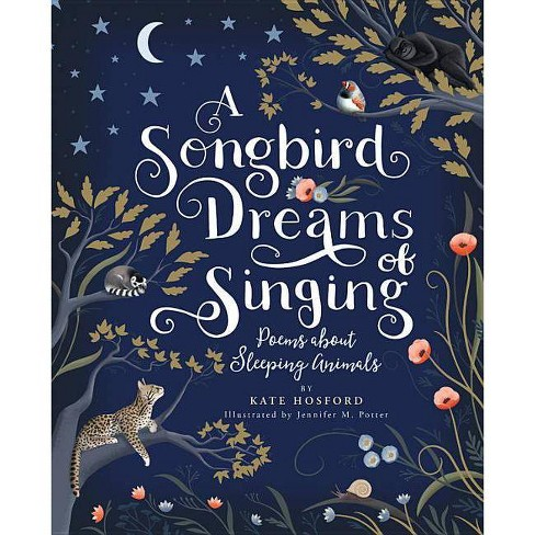 A Songbird Dreams of Singing - by  Kate Hosford (Hardcover) - image 1 of 1