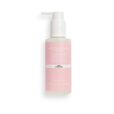 Makeup Revolution Skincare Cleansing Milk Jelly - 5.04 fl oz