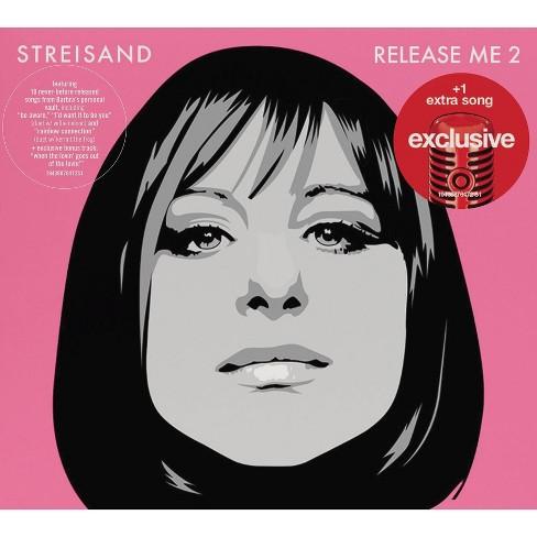 Barbra Streisand - Release Me 2 (Target Exclusive, CD) - image 1 of 2