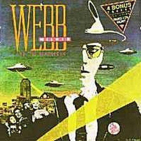 Webb  Webb; Wilder Wilder - It Came from Nashville (Expanded) (CD) - image 1 of 1