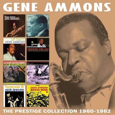 Gene Ammons - PRESTIGE COLLECTION:1960-1962 (CD) - image 1 of 1