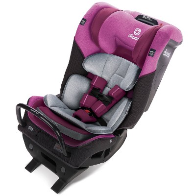 Diono Radian 3QX All-in-One Convertible Car Seat - Purple Plum