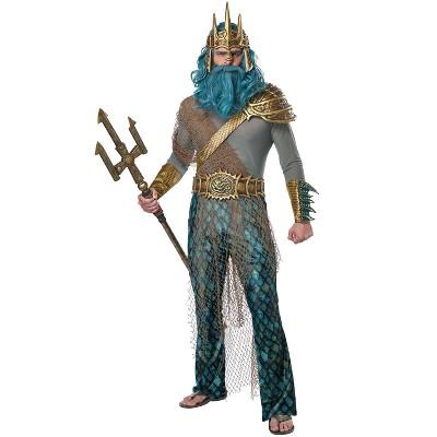 California Costumes Poseidon/Neptune, God of the Sea Adult Costume