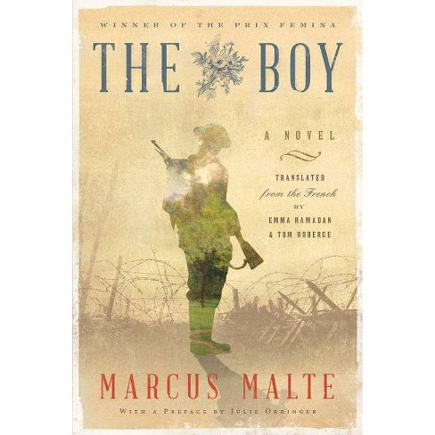 The Boy - by  Marcus Malte (Paperback) - image 1 of 1