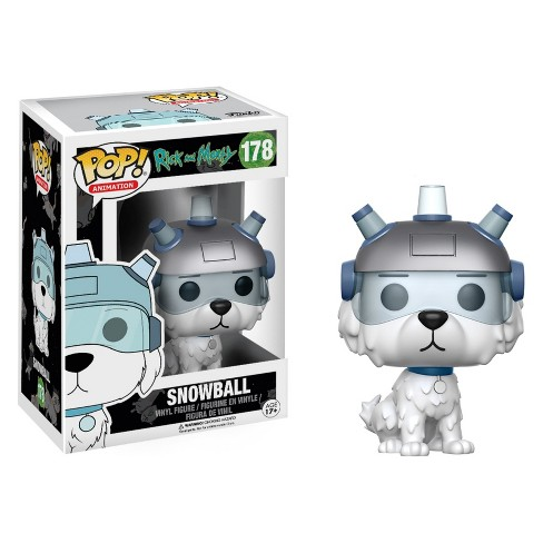 Funko POP Animation Rick and Morty Snowball Mini Figure - image 1 of 1