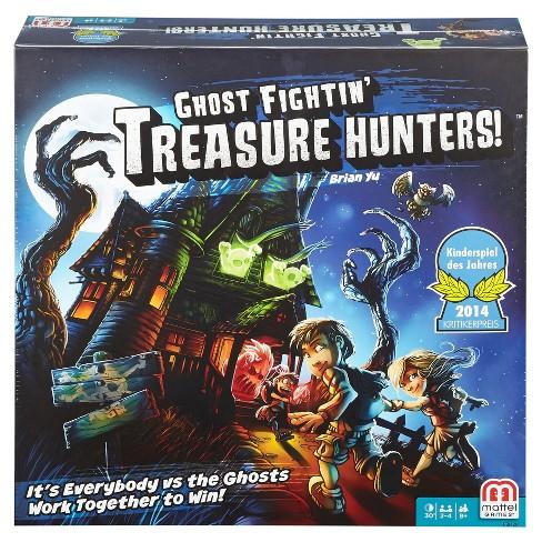 Ghost Fightin Treasure Hunters Game Target
