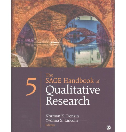 Sage Handbook of Qualitative Research + 30 Essential Skills for the Qualitative Researcher (Hardcover) - image 1 of 1