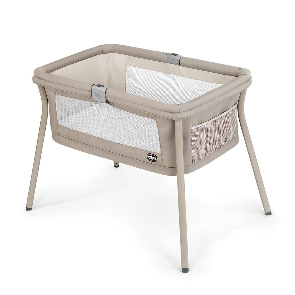 Image of Chicco Lullago Portable Bassinet - Sand