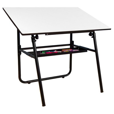 Ultima Fold A Way Drafting Table   Studio Designs
