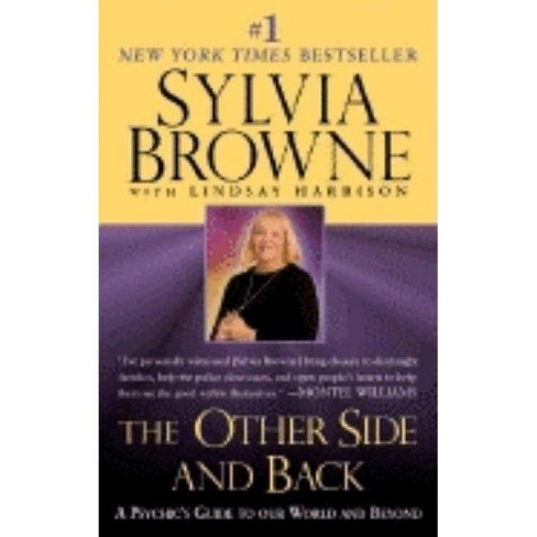The Other Side and Back - by  Sylvia Browne & Lindsay Harrison (Paperback) - image 1 of 1