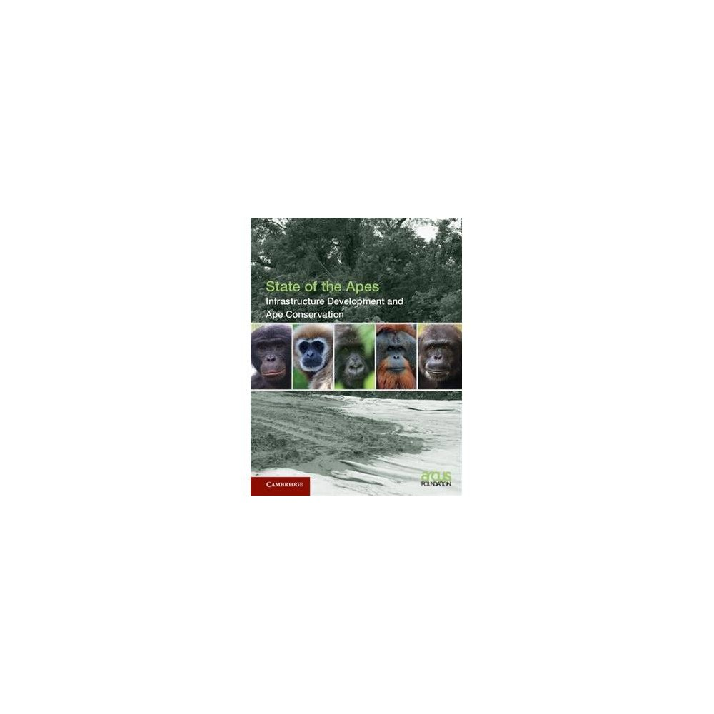 Infrastructure Development and Ape Conservation - (State of the Apes) (Hardcover)