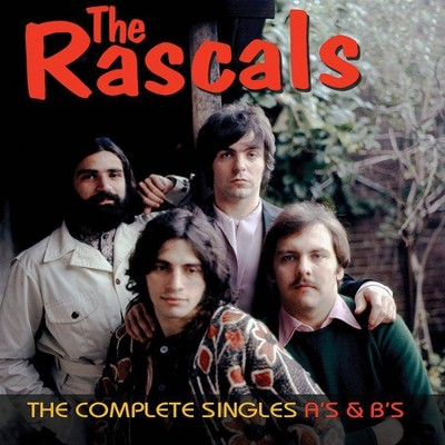 Rascals - THE COMPLETE SINGLES A'S & B'S  AUTOGRAPHED/NUMBERED LTD. ED (Vinyl)