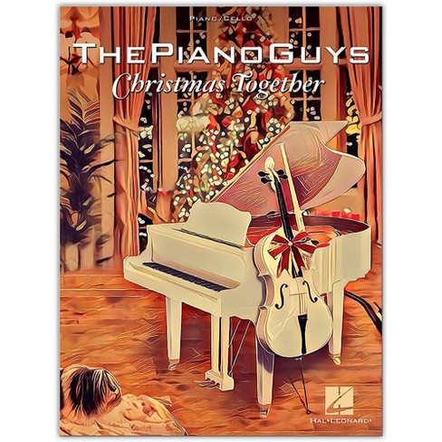 Hal Leonard The Piano Guys-Christmas Together Piano Solo with Optional Cello - image 1 of 1