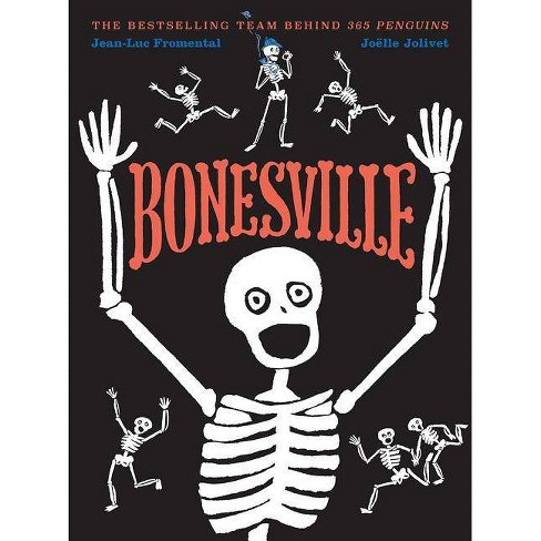 Bonesville - by  Jean-Luc Fromental (Hardcover) - image 1 of 1