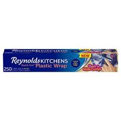 Reynolds Kitchens Quick Cut Plastic Wrap - 250 sq ft