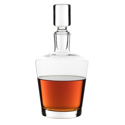 Libbey 38.5oz Glass Decanter