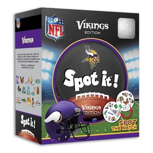 NFL Minnesota Vikings Spot It Game - image 1 of 3
