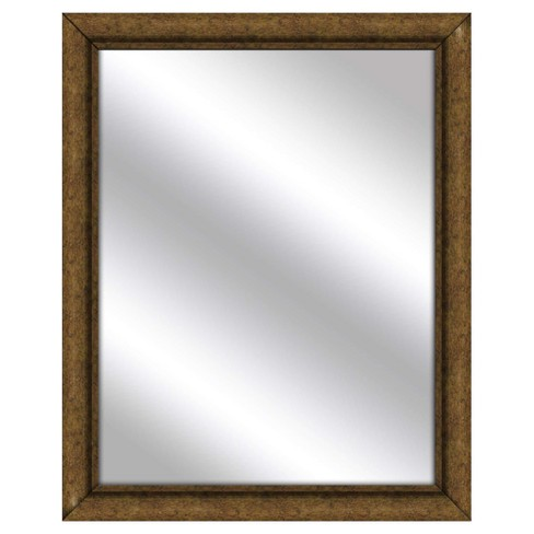 Decorative Wall Mirror PTM Images Deep Gold - image 1 of 1