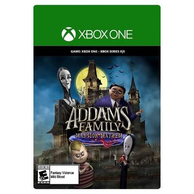 The Addams Family: Mansion Mayhem - Xbox One/Series X|S (Digital)