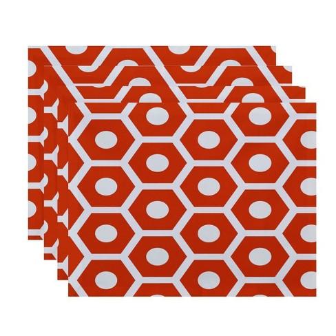 Placemat Aqua e by design - image 1 of 1