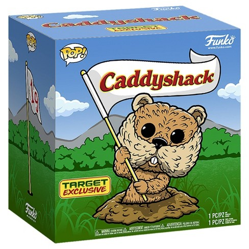 Funko POP! Collector's Box: Caddyshack - Flocked Gopher POP! & Hat (Target Exclusive) - image 1 of 5