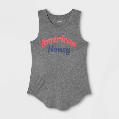 Americana Graphic Maternity Tank Top - Isabel Maternity by Ingrid & Isabel™