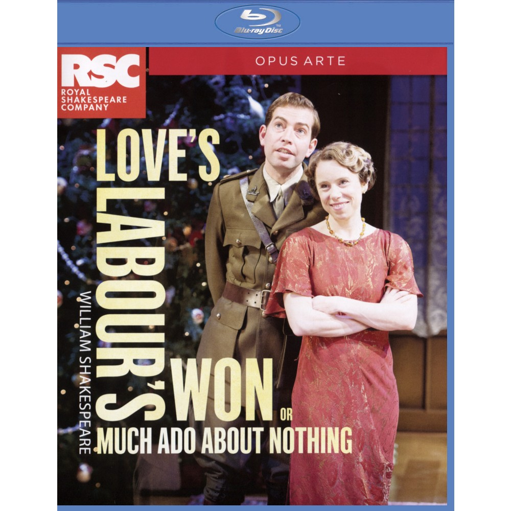 Love's Labour's Won Aka Much Ado Abou (Blu-ray)