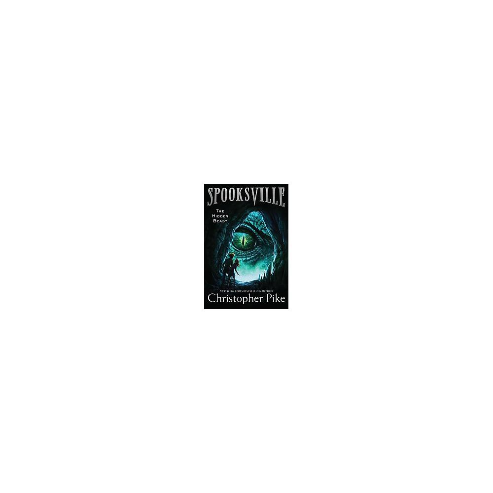 Hidden Beast (Reissue) (Paperback) (Christopher Pike)