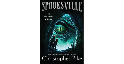 Hidden Beast (Reissue) (Paperback) (Christopher Pike) - image 1 of 1