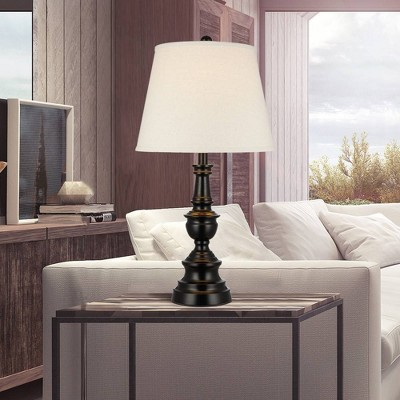 Table Lamp Black (Lamp Only)- Cresswell Lighting