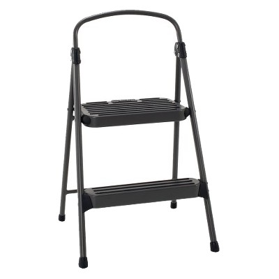 Cosco® 2-Step All Steel Step Stool
