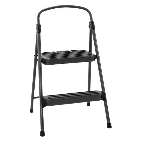 Terrific Cosco 2 Step All Steel Step Stool Unemploymentrelief Wooden Chair Designs For Living Room Unemploymentrelieforg
