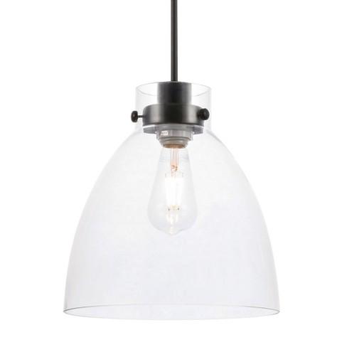 "Elegant Lighting LD5029D11 Frey Single Light 11"" Wide Pendant - image 1 of 3"