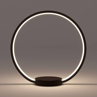 """12.5"""" Table Lamp (Includes LED Light Bulb)Black - Project 62™"""