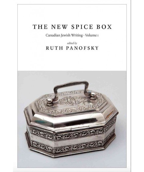 New Spice Box : Canadian Jewish Writing (Paperback) - image 1 of 1