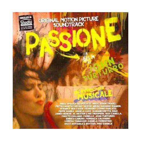 Various - Passione (OST) (CD) - image 1 of 1