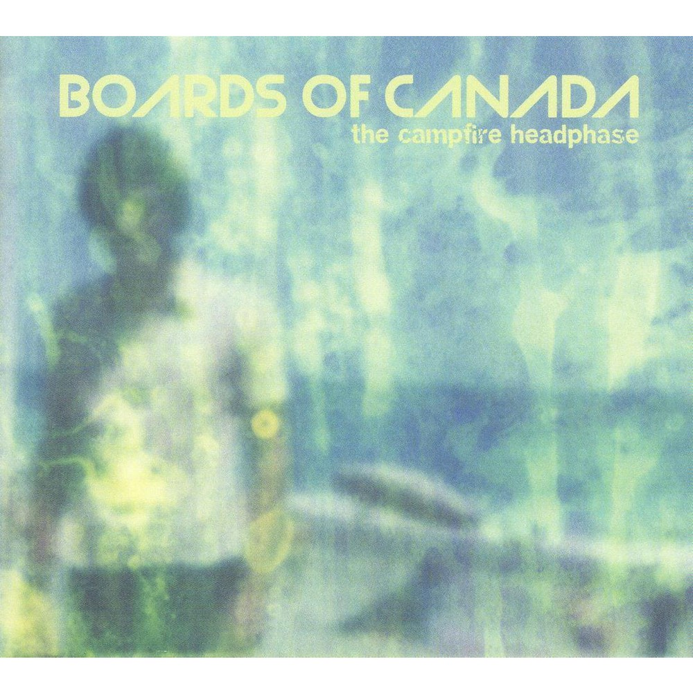 Boards Of Canada - Campfire Headphase (CD)