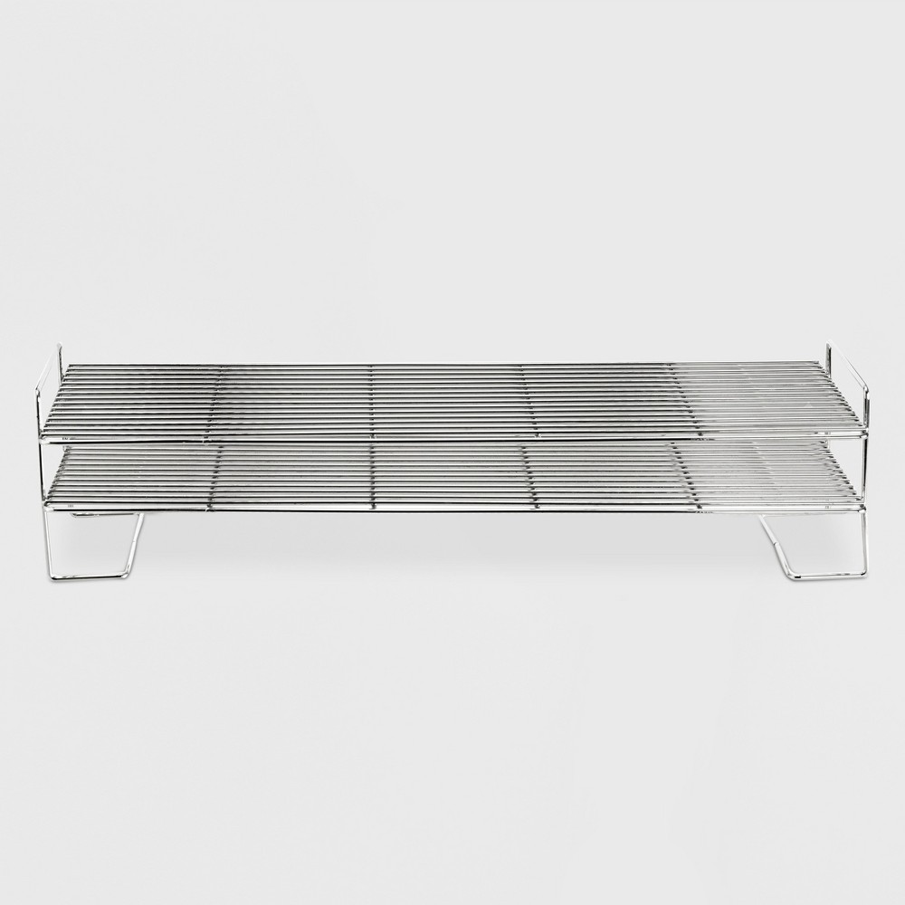 Traeger Lil' Tex Elite Smoke Shelf, Silver 17000065