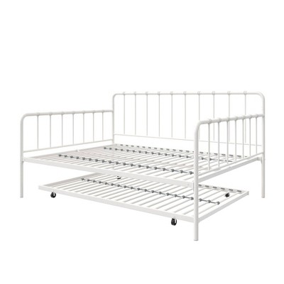 Avery Metal Full Daybed And Twin Trundle - Room & Joy