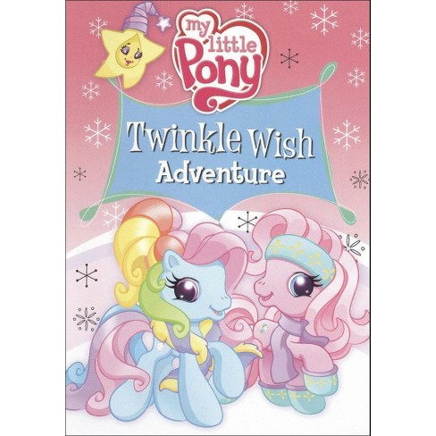 My Little Pony Twinkle Wish Adventure With IRC Target