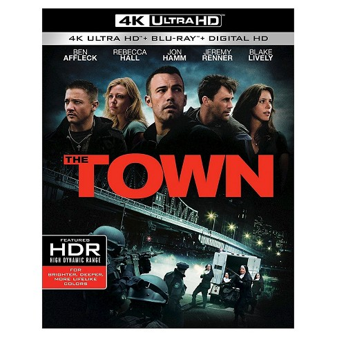 The Town (4K/UHD + Blu-ray + Digital) - image 1 of 1